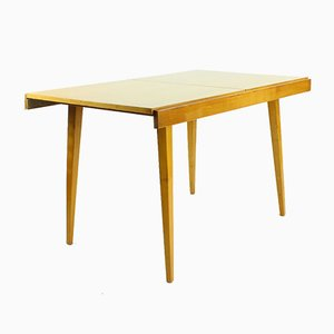 Mid-Century Extendable Dining Table from Tatra, Czechoslovakia, 1960s