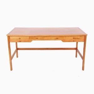 Mid-Century Cherry Desk by Rigmor Andersen for Brødere Andersen
