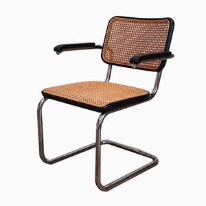 S64 Chair by Marcel Breuer for Thonet, 1983