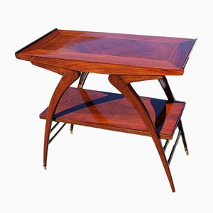 Rosewood Coffee Table, 1950s
