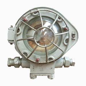 Industrial Sconce, 1970s