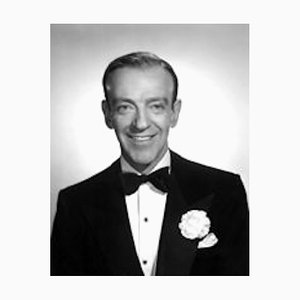 Fred Astaire at the Time of the Band Wagon Archival Pigment Print Framed in White by Everett Collection