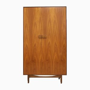 Teak Wardrobe by Ib Kofod Larsen for G-Plan, 1960s