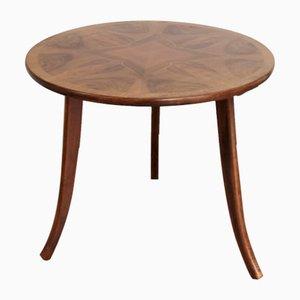 Art Deco Walnut Side Table by Josef Frank, Austria, 1925