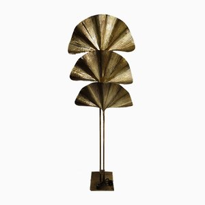 Vintage Ginkgo Floor Lamp by Tommaso Barbi