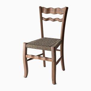 A Signurina - Mora Chair in Walnut by Antonio Aricò for MYOP