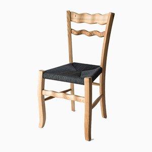 Sedia A Signurina Nira in legno di frassino di Antonio Aricò per MYOP