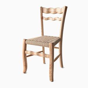 A Signurina - Nuda 00 Chair in Ashwood by Antonio Aricò for MYOP