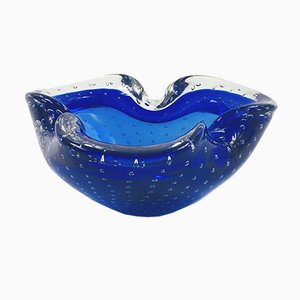 Mid-Century Murano Glass Ashtray/Small Bowl