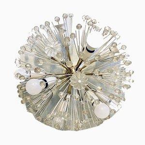 Mid-Century Deckenlampe von Emil Stejnar für Rupert Nikoll