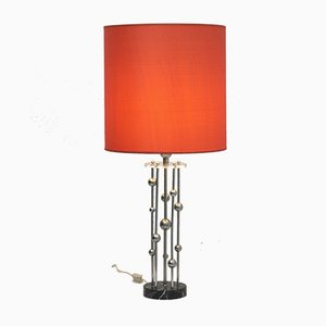Mid-Century Atomic Table Lamp