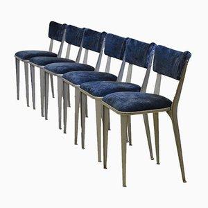 Ba23 Esszimmerstühle von Ernest Race für Race Furniture, 1950er, 6er Set