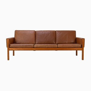 AP 62/3 Sofa by Hans J. Wegner for AP Stolen, 1960s