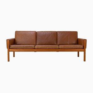 AP 62/3 Sofa von Hans J. Wegner für AP Stolen, 1960er
