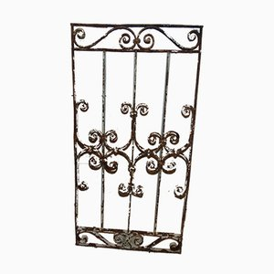 Antique Industrial Wrought Iron