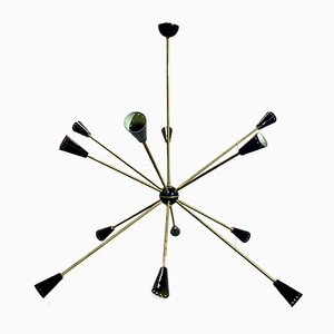 Lampada da soffitto Sputnik, anni '50