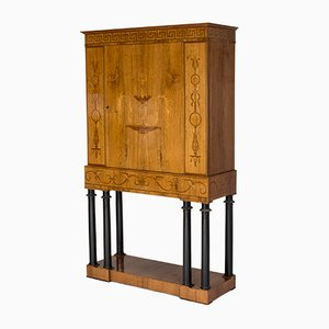 Rosewood Cabinet by Oscar Nilsson for Wickman & Nybergs Möblerings and Snickeriverkstad, Sweden, 1926