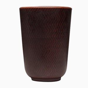 Stoneware Vase by Nils Thorsson for Alumina, 1950s