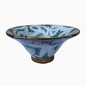 Decorative Ceramic by Edouard Cazaux for Cazaux, 1930s