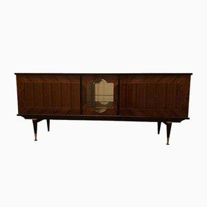 Sideboard aus Palisander mit Intarsien, 1960er