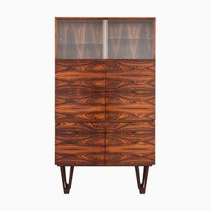 Rosewood Cabinet by Ib Kofod-Larsen for Seffle Möbelfabrik, Sweden, 1960s