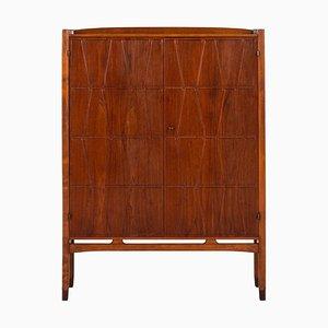 Rosewood Model Bangkok Cabinet by Yngve Ekström for Westbergs Möbler, Sweden, 1950s