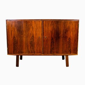 Mid-Century Danish Rosewood Sideboard from Hundevad & Co, 1960s