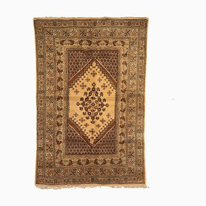 Vintage Moroccan Wool Carpet