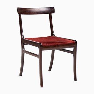Rungstedlund Chairs by Ole Wanscher, 1960s, Set of 4