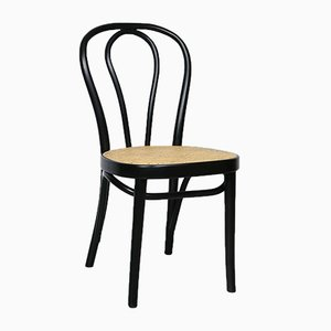 No. 218 Black Chair by Michael Thonet