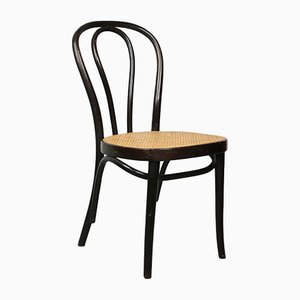 No. 218 Dark Brown Chair by Michael Thonet