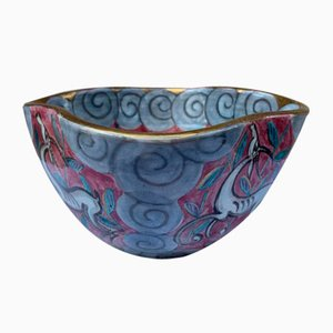 Bowl by Edouard Cazaux, 1940s