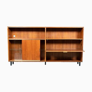 Poly Z Series Walnut Sideboard by A. A. Patijn for Zijlstra Joure, 1960s