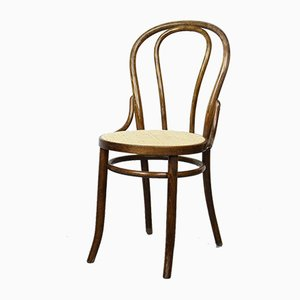 Brauner Nr. 18 Stuhl von Michael Thonet
