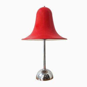 Lampada da tavolo Pantop D di Verner Panton per Elteva Danmark A / S, anni '80