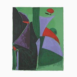 Imagination - Original Lithograph by Marino Marini - 1966/1977