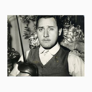 One Hundred Years of Alberto Sordi # 12 - Vintage Photograph - 1950's