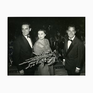 One Hundred Years of Alberto Sordi # 15 - Vintage Photograph - 1950's
