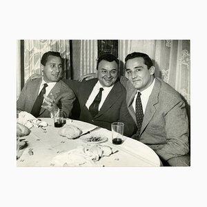 Hundert Jahre Alberto Sordi # 18 - Vintage Fotografie - 1950er Jahre