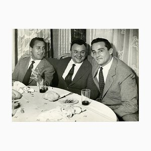 One Hundred Years of Alberto Sordi # 18 - Vintage Photograph - 1950s