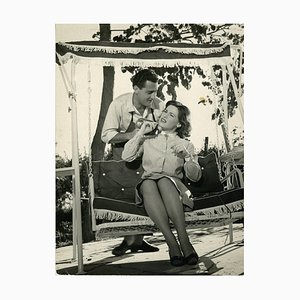 One Hundred Years of Alberto Sordi # 20 - Vintage Photograph - 1950's