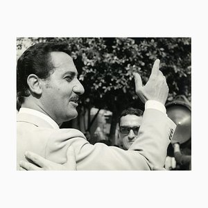 One Hundred Years of Alberto Sordi # 29 - Vintage Photo - 1950's