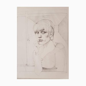 Portrait der Frau 1971