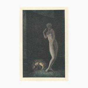 Salome Tanzt - Vintage Héliogravure by Franz von Bayros - 1921 ca. 1921 ca.