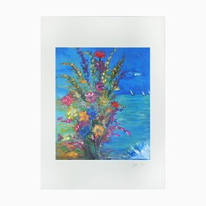 Flowers of the Sea - Martine Goeyens - Digigraph - 2000s