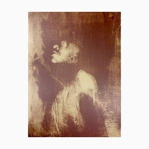 The Shape - Original Siebdruck von Antonio Recalcati - Late 1900