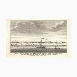 Pensacola - Original Etching 1769 1769