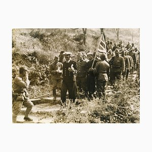 Supplies for Japanese Troops - Vintage Photo 1939 1939