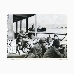 Japanese Troops - Vintage Photo 1938 1938