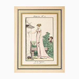 Il va l'Apaiser - From Modes et Manières du jour à Paris... Early 19th Century